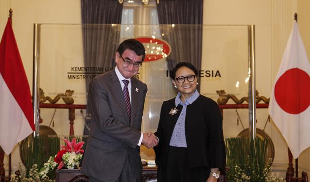 Endonezya, Japonya ile ilişkisini güçlendirecek