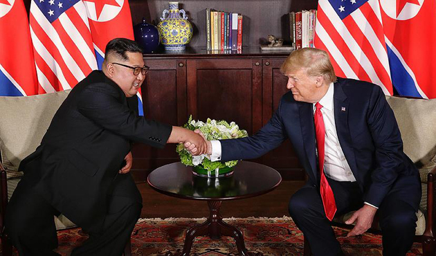 12 Haziran'daki Trump-Kim zirvesinin faturası belli oldu