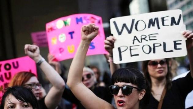 ABD 'Kadınlar için en tehlikeli 10 ülke' listesinde