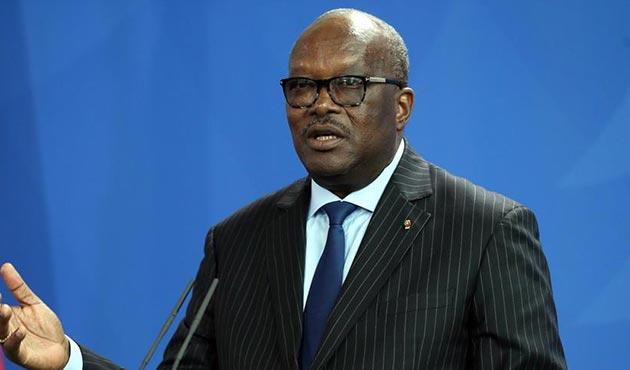 Burkina Faso'da Cumhurbaşkanı Kabore yeniden aday