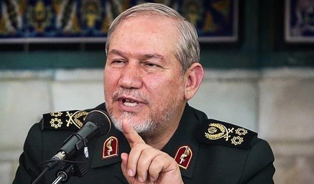 Hamaney'in askeri danışmanından Ruhani'ye eleştiri