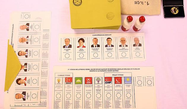 YSK'dan son dakika seçim açıklaması