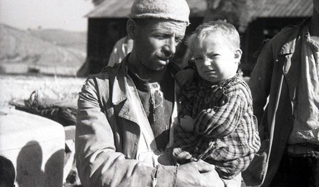Arnavutluk'ta Çamerya katliamının 74'üncü yılı