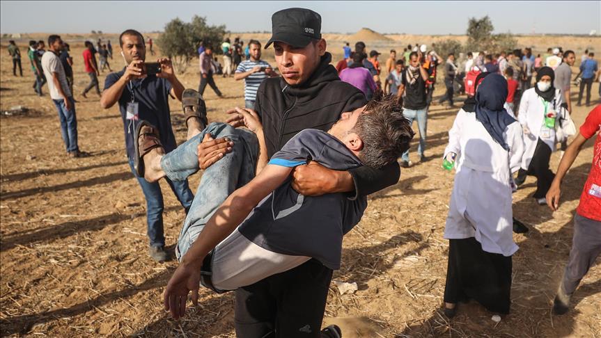 İsrail askerlerinin zulmü durmuyor