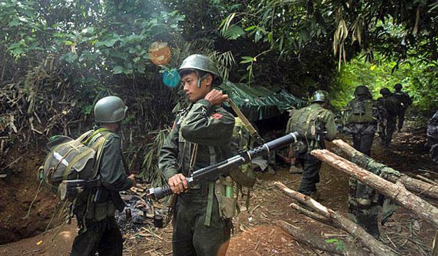Myanmar'daki komutanlara yargılanma talebi