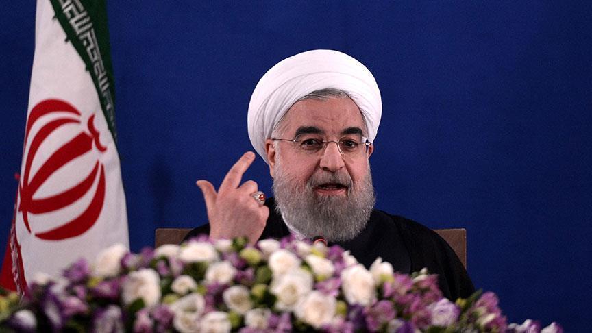 Ruhani'den istifa çağrılarına red
