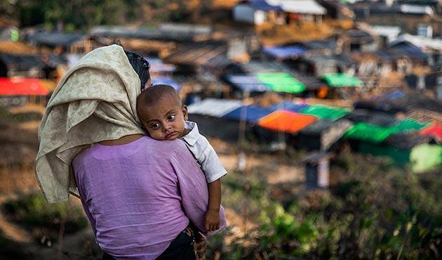 Guterres mülteci kamplarındaki Arakanlıları ziyaret edecek