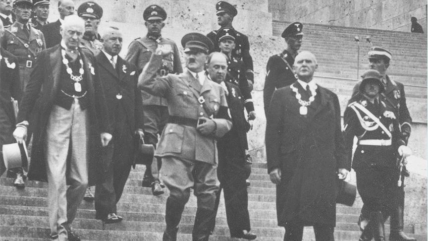Hitler'in çalışma arkadaşının kızı iddiaları