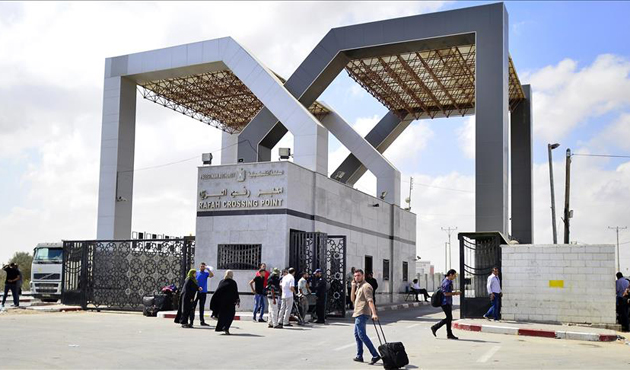 Sisi yönetimi Refah Sınır Kapısı'nı 3 günlüğüne kapattı