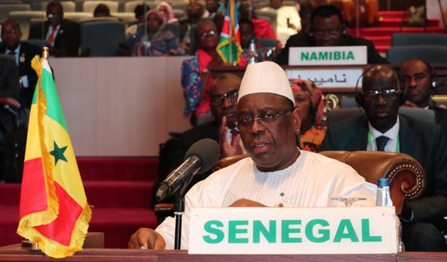 31. Afrika Birliği Zirvesi'nde 'Güney Sudan' görüşüldü