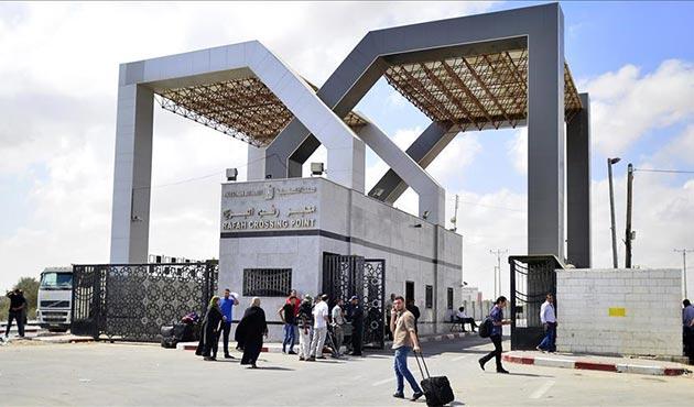 Sisi yönetiminden Refah Sınır Kapısı'nı yeniden açma kararı