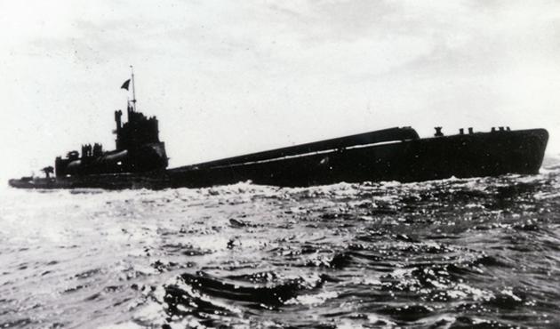 II. Dünya Savaşı'ndan kalma denizaltılar bulundu