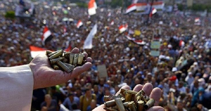 Darbeci Sisi'nin silahları Fransa'dan