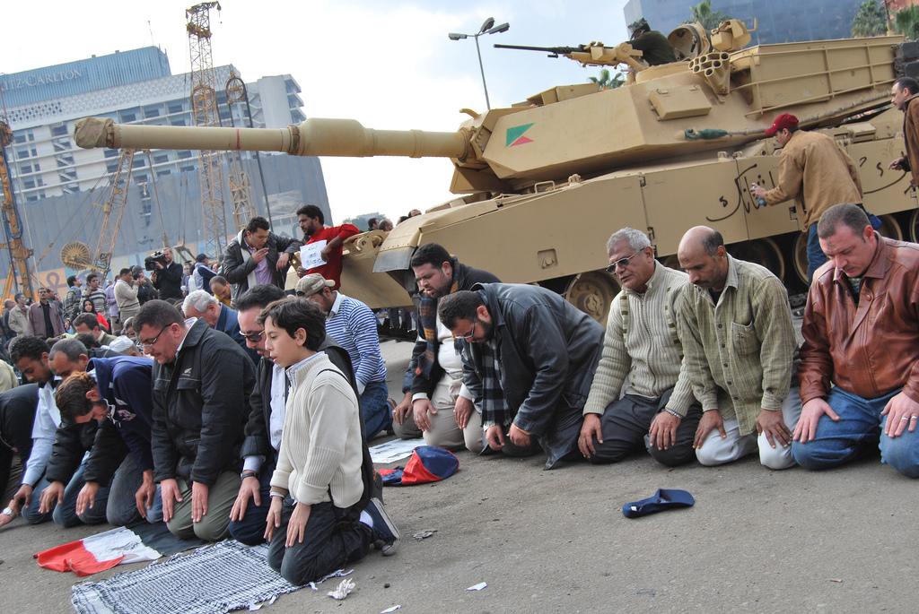 Mısır'ın yarım kalan devrimi