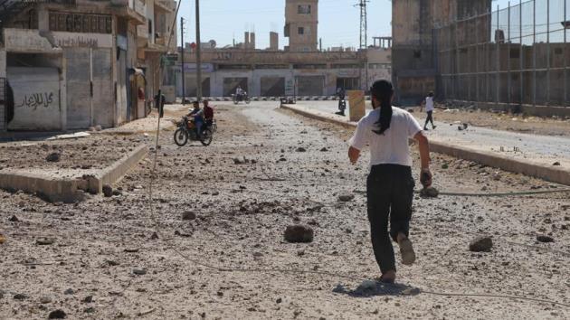 BM Dera'da sivillerin güvenliğinden endişeli