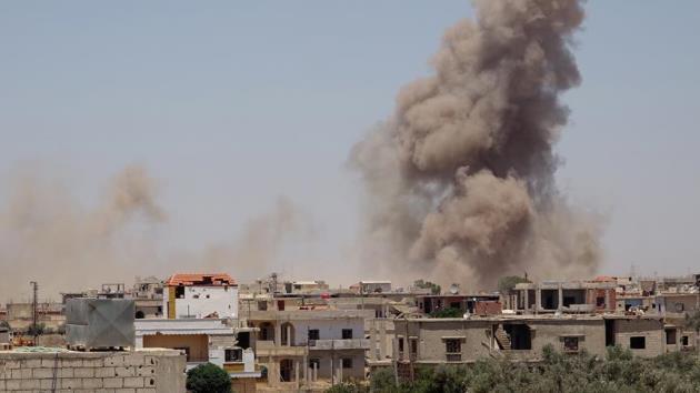 Suriye'nin güneyinde anlaşma sağlanamadı