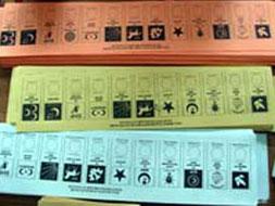 Oy pusulası değişti