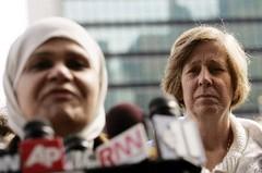 'Barış Annelerine' ABD'de Gözaltı