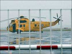 İngiltere'de helikopter düştü: 2 ölü, 10 yaralı