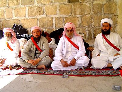 Yezidiler doğdukları topraklara tatile geliyor