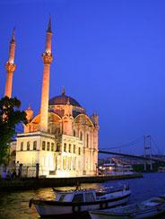 Ortaköy Camii mayıs ayında açılıyor
