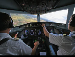 İspanya'da pilotlar grevde