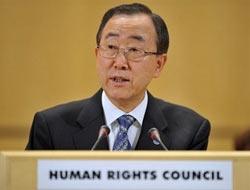 BM Genel Sekreteri, Mali'ye barış gücü istedi
