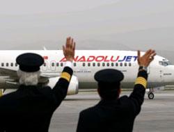 Pilotlar kavga edince uçak yerde kaldı