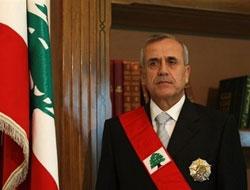 Lübnan liderinden Hizbullah'a tepki
