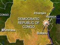 Kongo'da bir cephanelik daha riskte