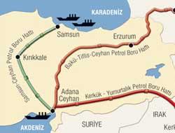 K. Irak petrolünden Türkiye'ye 500 milyon dolar