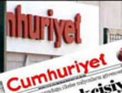 Cumhuriyet Gazetesi'nde MİT kanunu paniği