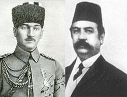 Mustafa Kemal ile Damat Ferit ne konuştu?