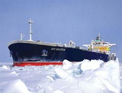 Buza sıkışan Rus gemisine Çin yardımı