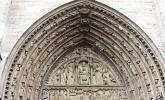 Tamamlanması 182 yıl süren Notre Dame katedralinin...