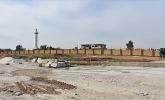 Tel Abyad ilçesine yapılan hastane 45 gün sonra...
