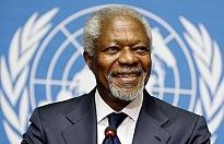 Kofi Annan öldü