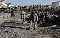 Afgan valinin koruması komutan toplantısını kana buladı