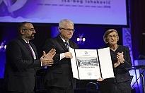 İsa Bey Ödülü Hırvatistan'a gitti