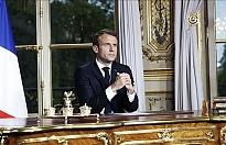 Fransa Cumhurbaşkanı Macron'dan Papa'ya Fransa daveti