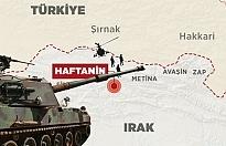 Irak'taki PKK hedeflerine saldırıya dair Dışişlerinden açıklama