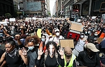 ABD'deki 'George Floyd' protestoları ülke tarihindeki en geniş katılımlı eylem
