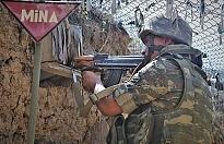 Karabağ'da geçici ateşkes yürürlüğe girdi