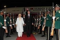 Başkan Erdoğan  BRICS Zirvesi için Güney Afrika'da