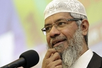 Hint alim Zakir Naik'in Malezya'da kalmasına izin