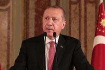 Başkan Erdoğan'dan Trump'a cevap
