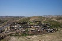 Han el-Ahmer yıkılıyor