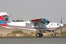Denizli'de eğitim uçağı düştü