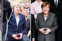 İngiltere Başbakanı Brexit için Almanya'ya gidiyor