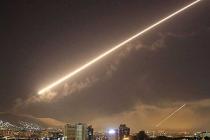 Şam rejiminden İsrail'e karşı cevap